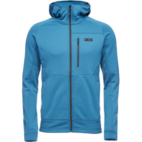 Black Diamond Factor Hoody Herre Astral Blue